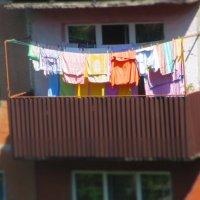 Балкон :: Маша Шальная