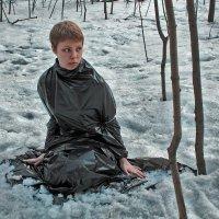 Темное чувство тоски :: Мари Георгиевская