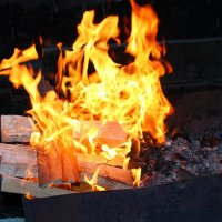 обжигающее пламя :: Катюшка Lashkova