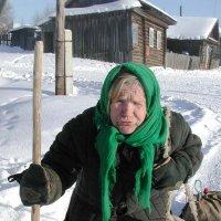 В деревне нашей :: Валерий Симонов