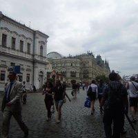 Москва. Движение :: Ольга Чиженькова