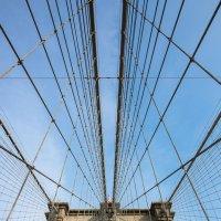 Бруклинский мост :: Татьяна Пустовойтова