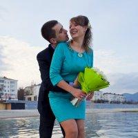 Здесь только мы и море :: Константин Николаенко