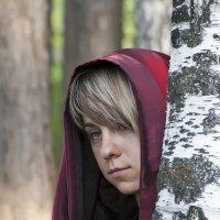 Девушка в плаще :: Александр Баканов