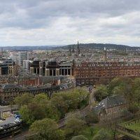 Панорама Эдинбурга :: Larisa Ulanova
