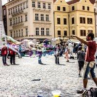 Старомеская Площадь - Прага :: Дима Щетинин