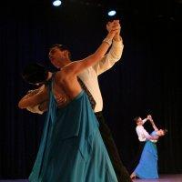 бальные танцы :: Ольга Косогова