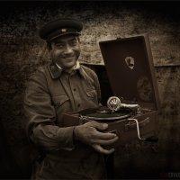 Фронтовая музыка :: Виктор Перякин