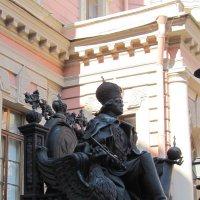 Памятник Павлу I :: Маера Урусова