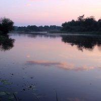 Розовый закат :: Александра Сучкова