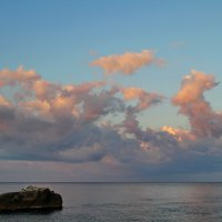 утренний пейзаж :: valeriy g_g