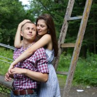 love story K+P :: Мила Крюкова