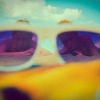 пляж сашка и пашка :: Дмитрий Скипор