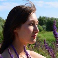 портрет на природе :: Андрей Канунников