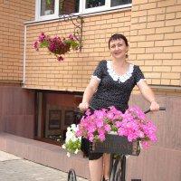 Цветочница :: Светлана Попова