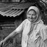 Бабушка. :: Александр Макаренко