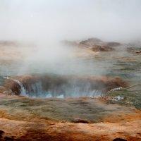 Извержение #3. Гейзеры Исландии :: Олег Неугодников