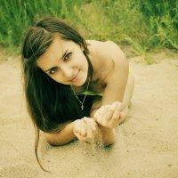 на пляже) :: Ксения Жихарева