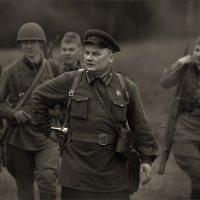 1941 Командир гарнизона :: Виктор Перякин