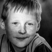 солнечный мальчик :: Виктория Кондратович