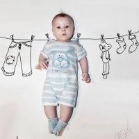 """Малыш в стране рисованных чудес... :: """"OK"""" - Кристина Иванченко"""