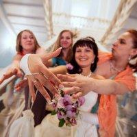 Из невесты в жены :: Alena Fedyanina