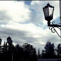 #фонарь :: Алина Гаф
