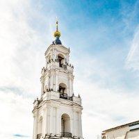 Колокольня Казанского собора, Нерехта :: Антон Лебедев