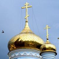 Золотые купола :: ID@ Cyber.net