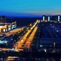 Ночные улицы :: Алексей Лебедев