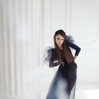 Черный лебедь :: Эрика Попова