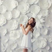 Белый лебедь :: Эрика Попова