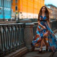 Утренний Санкт-Петербург :: Луиза Смирнова