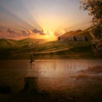 Утро после дождливой ночи :: Ron Levi