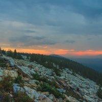 Рассвет в облаках :: Павел Меньшиков