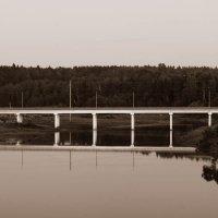 Через реку :: Маруся Шитова