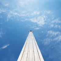 Памятник Авиатору, Рыбинск :: Антон Лебедев