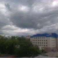 Облака над Курганом :: Таша Кун
