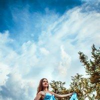 ветер :: Оксана Гордиенко