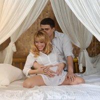 беременная фотосессия)) :: Тата
