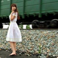 В ожидании :: Анастасия Гладкова