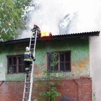 Борьба с огнем :: Валерий Струк