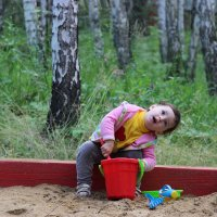 Детский взгляд на мир :: Альбина Хамидова