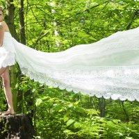 Лесная невеста :: Ольга Волшебная