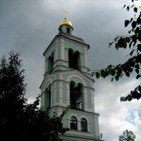 церквушка :: Анастасия Коробейникова
