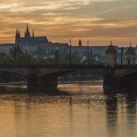 Вечерняя Прага :: Александр Шнайдер