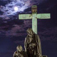 Полночный крест :: Александр Шнайдер