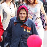 9 мая :: Владимир Бурдин