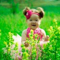 Цветик :: Юлия Зориктуева