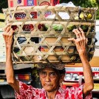 Балийская бабуля :: Svetlana Kas